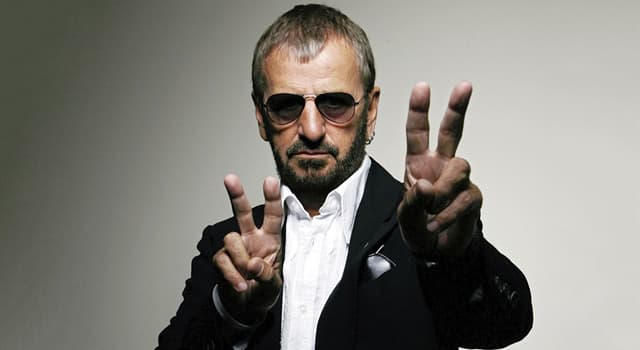 Society Trivia Question: Ringo Starr gained worldwide fame as the drummer for which band?