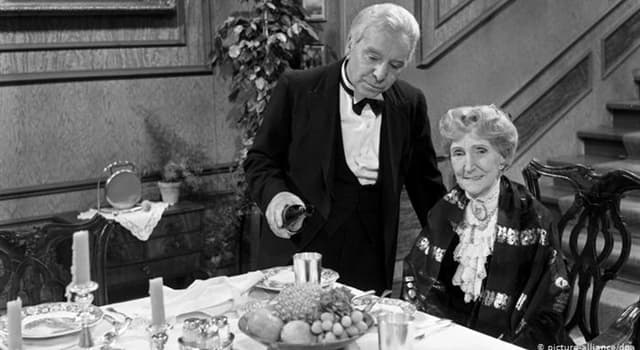 """Movies & TV Trivia Question: The play """"Dinner for One"""" is shown on TV every New Year's Eve in which country?"""