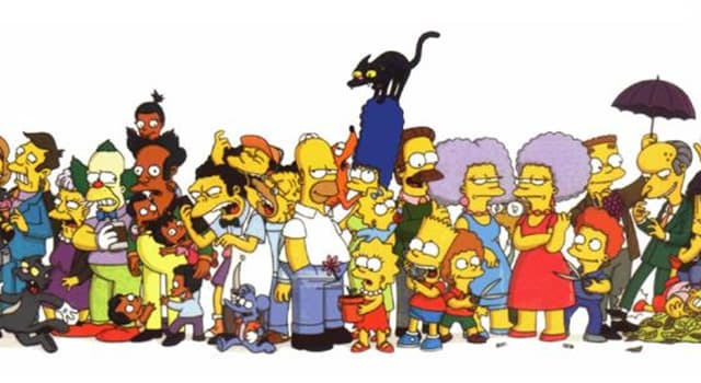 Movies & TV Trivia Question: What is the name of Springfield's founder in the Simpsons series?
