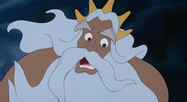 "Movies & TV Trivia Question: What is the name of Ariel's father in ""The Little Mermaid""?"