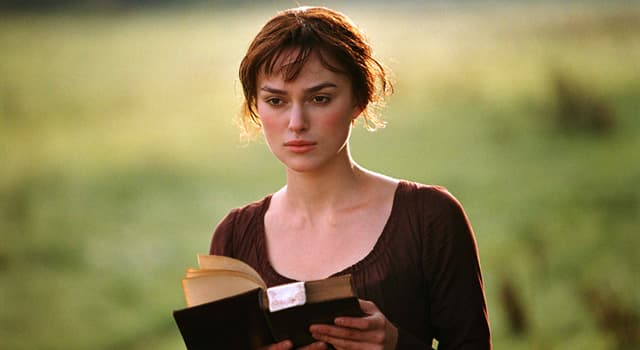 """Culture Trivia Question: What is the name of the main character in the novel """"Pride and Prejudice""""?"""
