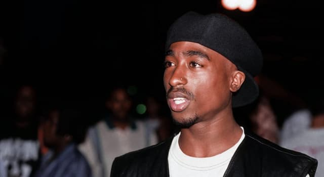 Society Trivia Question: What year did rapper Tupac Shakur die?