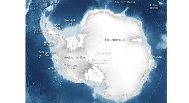 History Trivia Question: When was Antarctica formally discovered by a European expedition?
