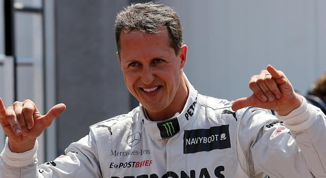 Society Trivia Question: Where did the life-threatening accident with Michael Schumacher take place?