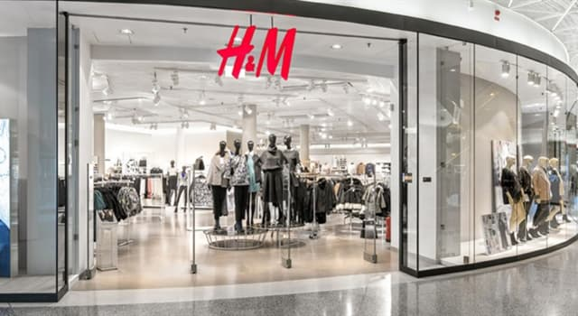 Society Trivia Question: Where did the first H&M store open?