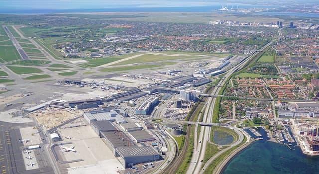 Geography Trivia Question: Where is Kastrup Airport located?