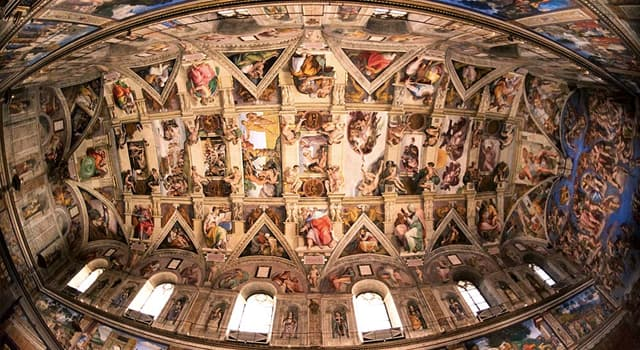 Culture Trivia Question: Where is the Sistine Chapel located?