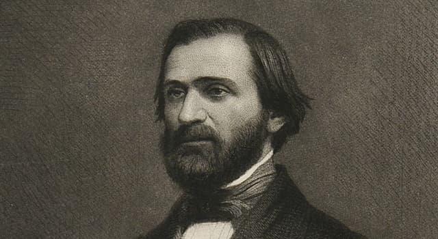 Society Trivia Question: Where was Giuseppe Verdi, an opera composer, born?