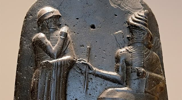 """History Trivia Question: Where was """"The Code of Hammurabi"""" issued?"""