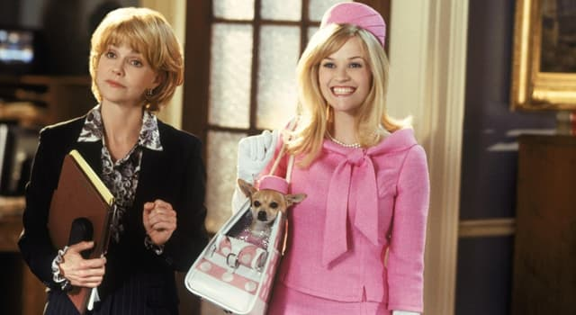 "Movies & TV Trivia Question: Which actress played the main role in the American comedy film ""Legally Blonde""?"