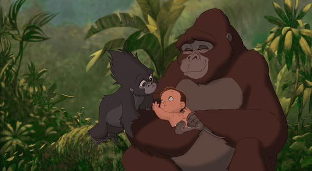 Movies & TV Trivia Question: Which animated film is this frame from?