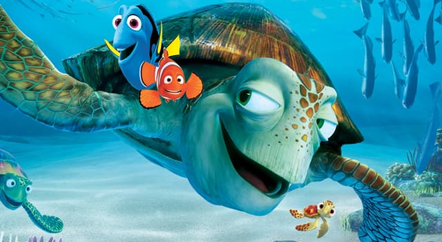 "Movies & TV Trivia Question: Which character from the adventure film ""Finding Nemo"" suffers from short-term memory loss?"