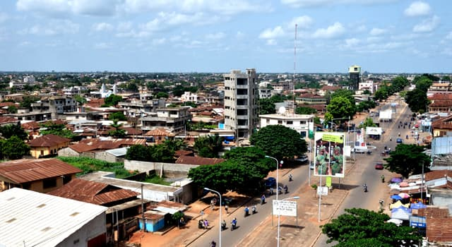Geography Trivia Question: Which city is the capital of Benin?