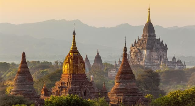 Geography Trivia Question: Which city is the capital of Myanmar?