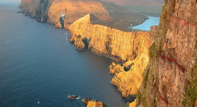 Geography Trivia Question: Which city is the capital of the Faroe Islands?
