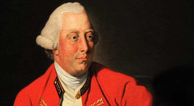 History Trivia Question: Which illness plagued England's King George III for most of his life?