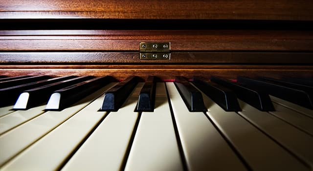 Culture Trivia Question: Which instrument was used as the basis for creating the piano?