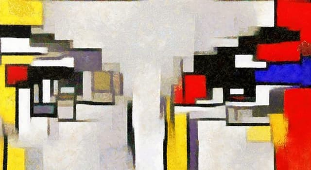 Culture Trivia Question: Which of these artists is most associated with the Dutch abstract art movement 'De Stijl'?