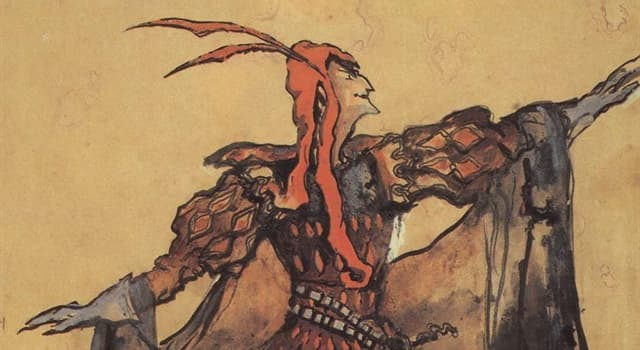 Culture Trivia Question: Which of these is a demon featured in German folklore?