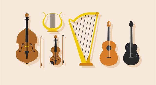 Culture Trivia Question: Which of these is a vibrating effect produced on certain musical instruments?
