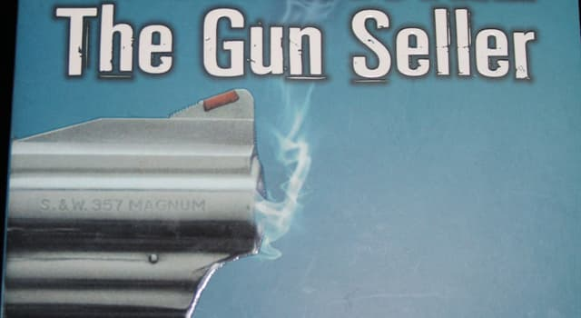 "Culture Trivia Question: Which TV show actor wrote the novel ""The Gun Seller""?"
