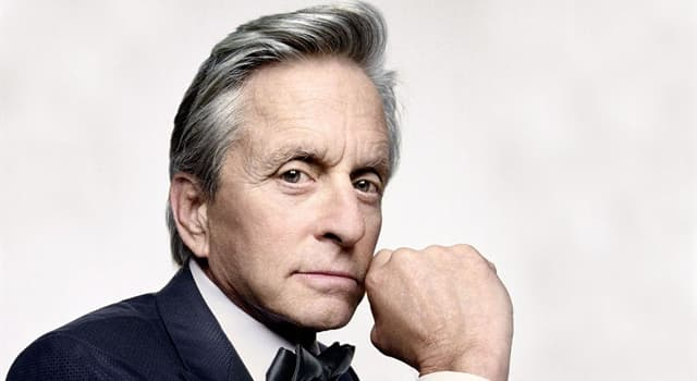 Movies & TV Trivia Question: Who is Michael Douglas's wife?