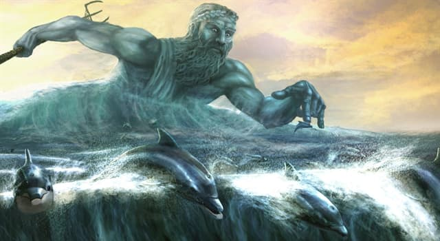 Culture Trivia Question: Who is the Roman counterpart of the Greek god Poseidon?