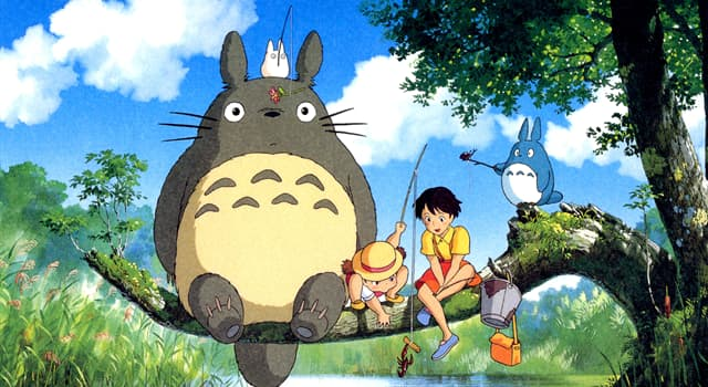 "Movies & TV Trivia Question: Who is Totoro in the 1988 Japanese animated fantasy film ""My Neighbor Totoro""?"
