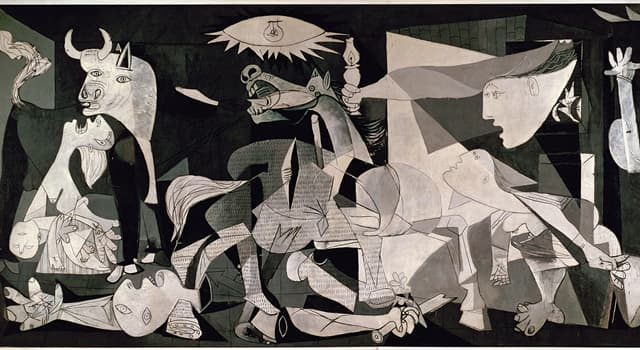"Culture Trivia Question: Who painted ""Guernica""?"
