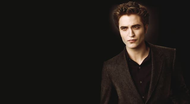 """Movies & TV Trivia Question: Who played the main character in """"The Twilight Saga"""" film series?"""