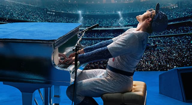 "Movies & TV Trivia Question: Who plays the lead role in the 2019 film ""Rocketman""?"