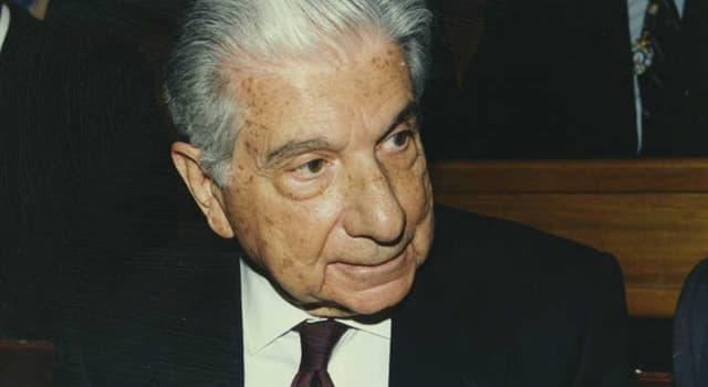 Society Trivia Question: Who was Augusto Roa Bastos?
