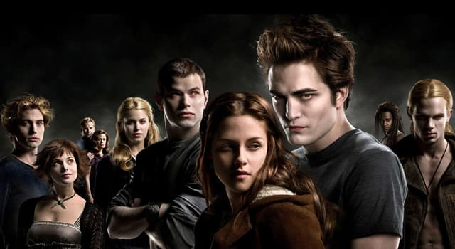 "Movies & TV Trivia Question: What was Edward Cullen in the ""Twilight"" melodrama?"