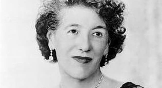 Society Trivia Question: Who was Enid Blyton?