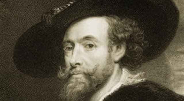 History Trivia Question: Who was Peter Paul Rubens?