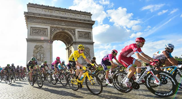 Sport Trivia Question: Who was the first cyclist from Great Britain to win the Tour de France?