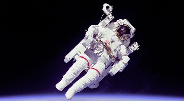 History Trivia Question: Who was the first person to make an untethered spacewalk?