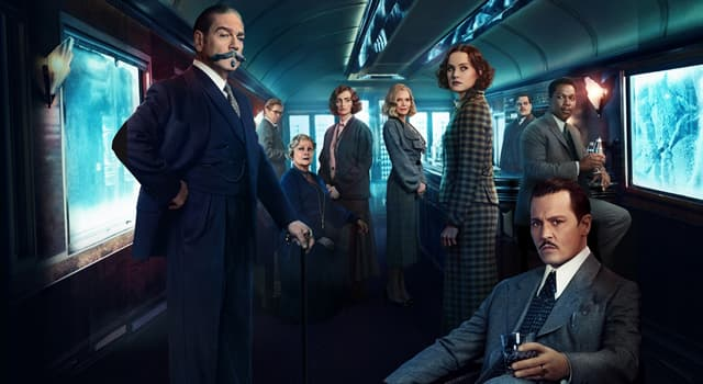 "Culture Trivia Question: Who wrote ""Murder on the Orient Express""?"