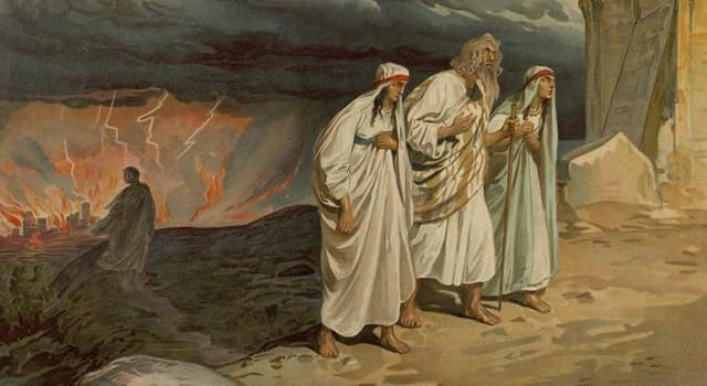 Culture Trivia Question: According to the Bible, why did God destroy Sodom and Gomorrah?