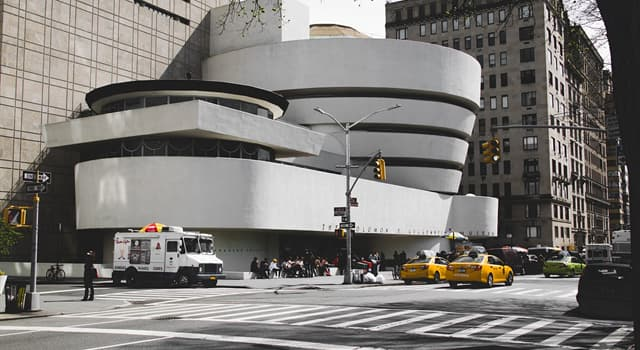 Culture Trivia Question: As of 2019, how many museums did the Solomon R. Guggenheim Foundation establish?