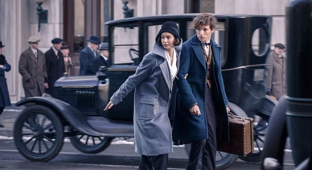 Movies & TV Trivia Question: 'Fantastic Beasts and Where to Find Them' is a film written by who?