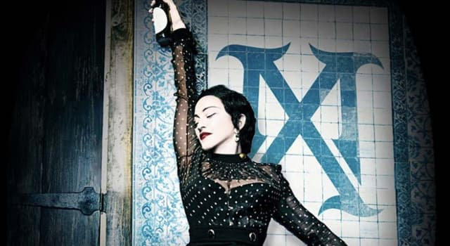 Culture Trivia Question: How many concert tours has Madonna made including The Madame X Tour started on September 17, 2019?