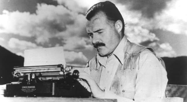 Society Trivia Question: How many wives did writer Ernest Hemingway have?