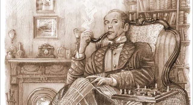 Culture Trivia Question: How many works does the canon of Sherlock Holmes consist of?