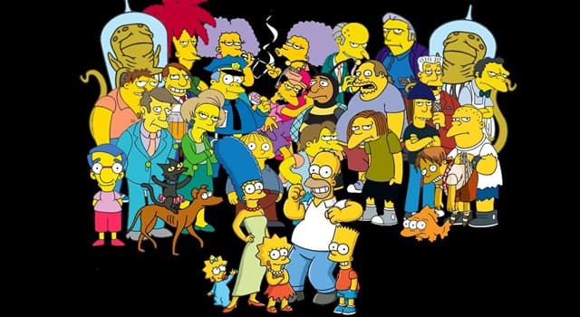 """Movies & TV Trivia Question: In the animated sitcom """"The Simpsons"""", whose birth name is Armin Tamzarian?"""
