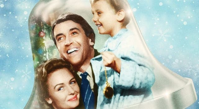"""Movies & TV Trivia Question: In the film """"It's a Wonderful Life"""", what is the name of George Bailey's guardian angel?"""