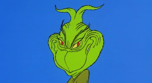 "Culture Trivia Question: In the song ""The Grinch"" it is described that he is cuddly as a what?"