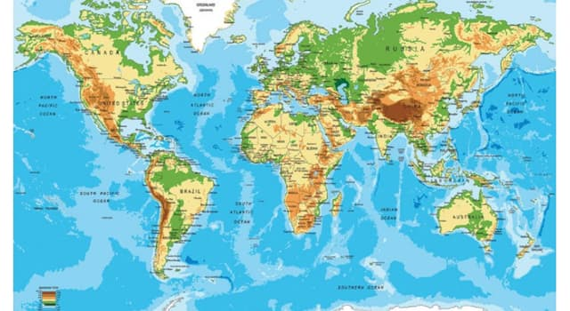 Geography Trivia Question: In which country is Malay language spoken?