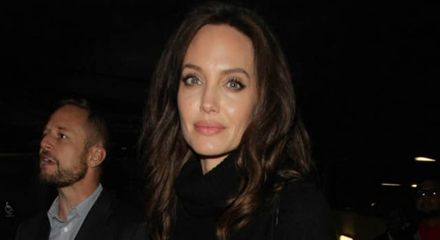 Movies & TV Trivia Question: In which film did Angelina Jolie have her first leading role?