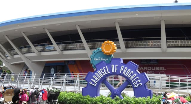"""Society Trivia Question: In which year did Walt Disney's """"Carousel of Progress"""" open in the Magic Kingdom theme park?"""